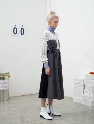 芸能人がモニタリングで着用した衣装ワンピース