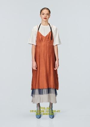 芸能人がアナザースカイで着用した衣装ワンピース スカート