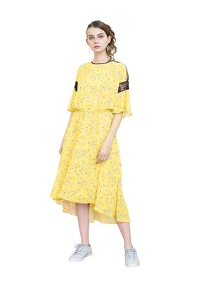 芸能人がアニソンラバーズ 公開収録 Twitterで着用した衣装ワンピース