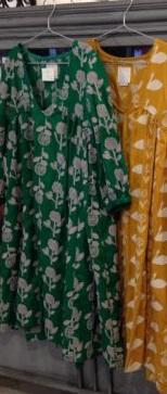 芸能人が火曜サプライズで着用した衣装ワンピース