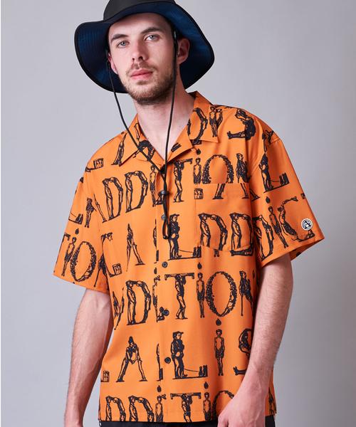 芸能人が人生が変わる1分間の深イイ話×しゃべくり007合体SPで着用した衣装シャツ / ブラウス