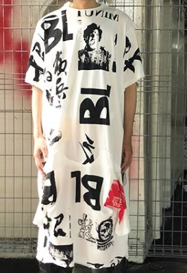 芸能人が行列のできる法律相談所で着用した衣装ワンピース