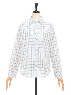 芸能人がサイン-法医学者 柚木貴志の事件-で着用した衣装シャツ