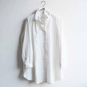 芸能人がミステリなふたりで着用した衣装シャツ / ブラウス