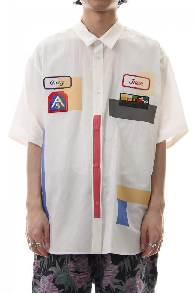 芸能人がVS嵐で着用した衣装シャツ / ブラウス