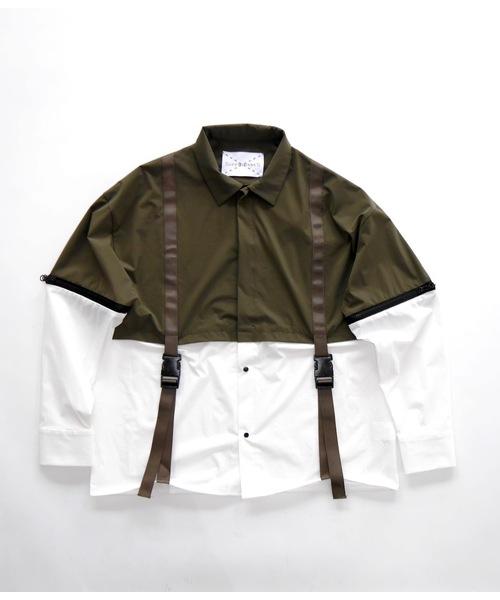 芸能人がメレンゲの気持ちで着用した衣装シャツ / ブラウス