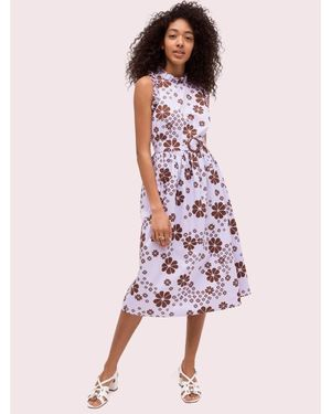 kate spade new yorkのFlora Spade Midi Dress