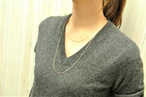 芸能人が週間女性で着用した衣装ネックレス