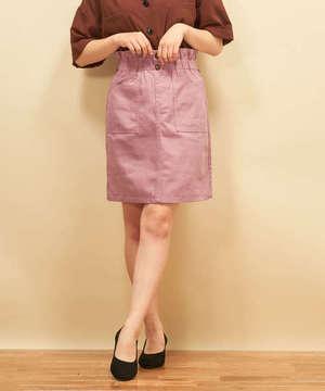 芸能人がセミオトコで着用した衣装スカート