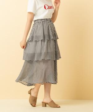 芸能人がべしゃり暮らしで着用した衣装スカート
