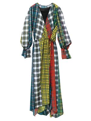 芸能人がヒルナンデスで着用した衣装ワンピース