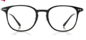芸能人がチート~詐欺師の皆さん、ご注意ください~で着用した衣装眼鏡