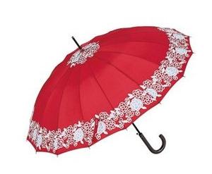 芸能人がシャーロックで着用した衣装傘