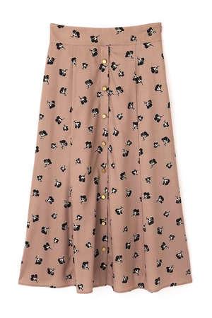 芸能人がoha4で着用した衣装スカート