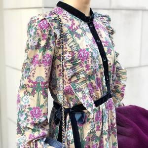 芸能人がオトナの土ドラ「リカ」で着用した衣装ワンピース