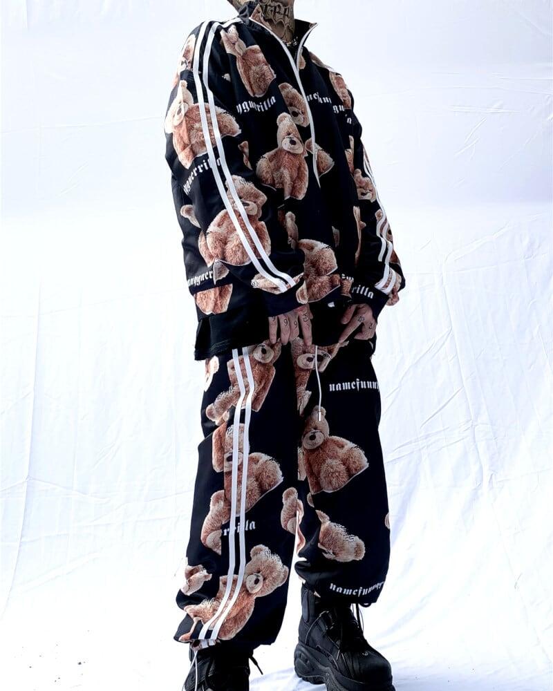 芸能人がK-1 WORLD GP 2019 JAPAN 横浜大会PRイベントで着用した衣装アウター