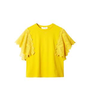 芸能人がFNS歌の夏まつり2019で着用した衣装ブラウス/スカート