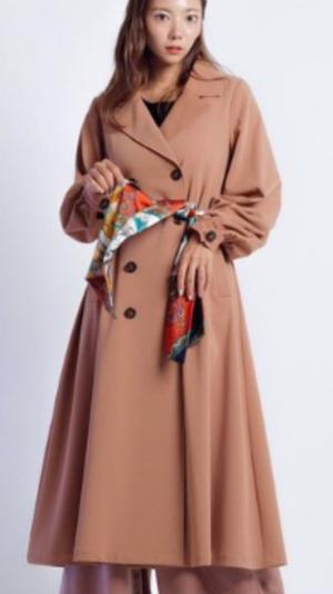 芸能人がシャーロックで着用した衣装コート