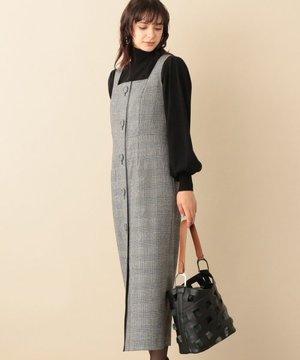 芸能人がG線上のあなたと私で着用した衣装ジャンパースカート