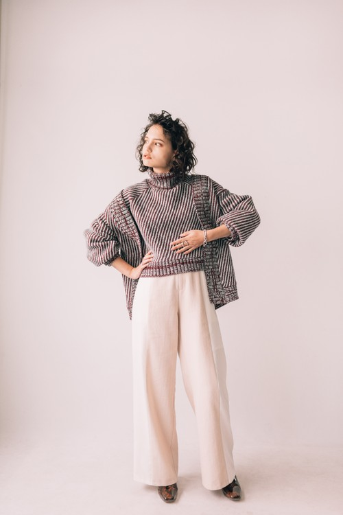 Create ClairのSwitchover Wide Pants