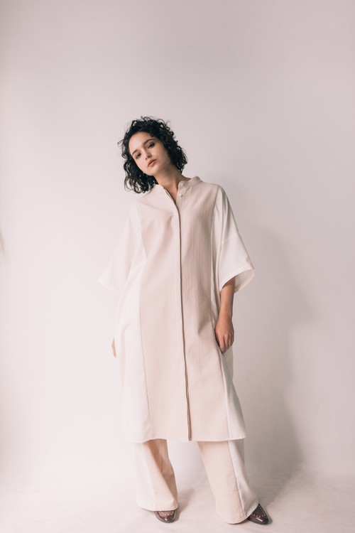 Create ClairのSwitchover Shirt Dress