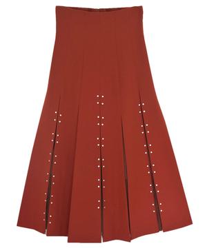 芸能人がモトカレマニアで着用した衣装スカート