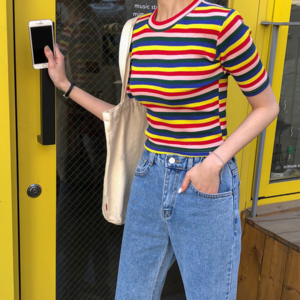 芸能人がアナザースカイで着用した衣装カットソー