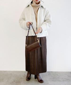 芸能人がモトカレマニアで着用した衣装ブルゾン