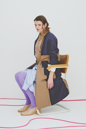 芸能人がセノビタビで着用した衣装コート