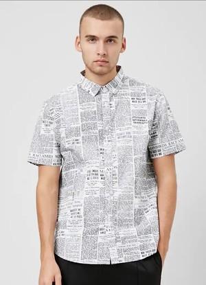 芸能人がミス・ジコチョー~天才・天ノ教授の調査ファイル~で着用した衣装シャツ