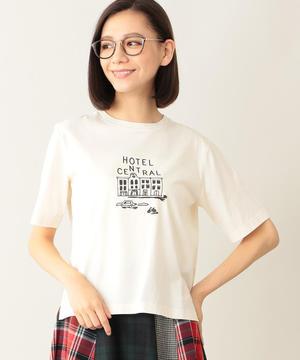 芸能人がG線上のあなたと私で着用した衣装Tシャツ