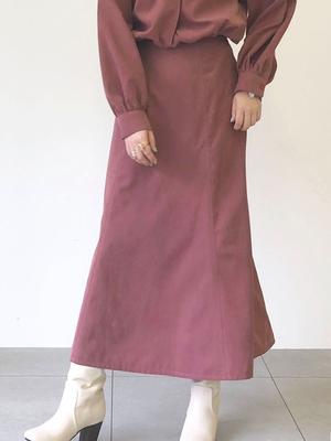 芸能人が4分間のマリーゴールドで着用した衣装スカート