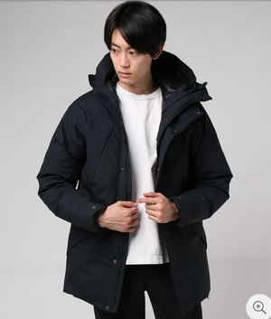 MAMMUTのZUN HS Thermo Hooded Parka