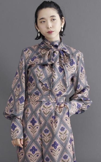芸能人がソクラテスのため息~滝沢カレンのわかるまで教えてください~で着用した衣装シャツ / ブラウス