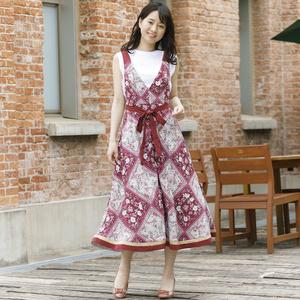 芸能人がハナタカ優越館で着用した衣装ワンピース