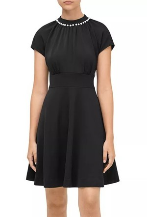 kate spade new yorkのPearl-Pav? Crepe Dress
