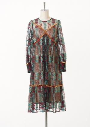芸能人が奇跡体験アンビリーバボーで着用した衣装ワンピース