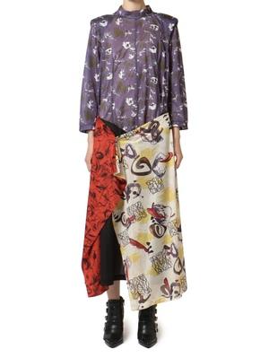 芸能人がライブ衣装で着用した衣装ブラウス/スカート