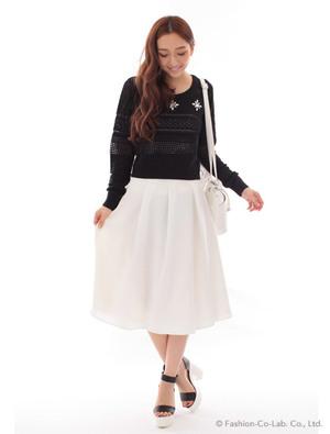 芸能人がPV 西野カナ 「もしも運命の人がいるのなら」で着用した衣装スカート