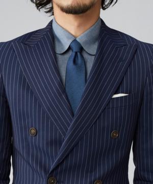 芸能人がバラいろダンディで着用した衣装ネクタイ