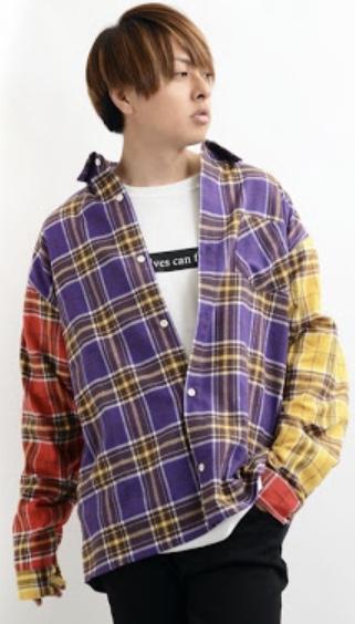 芸能人がEXI怒で着用した衣装シャツ / ブラウス