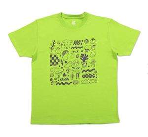 芸能人がシロでもクロでもない世界で、パンダは笑う。で着用した衣装Tシャツ
