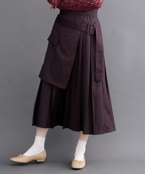 芸能人がシューイチで着用した衣装スカート、ニット、アウター