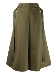 MARNIのベルテッド ミディスカート