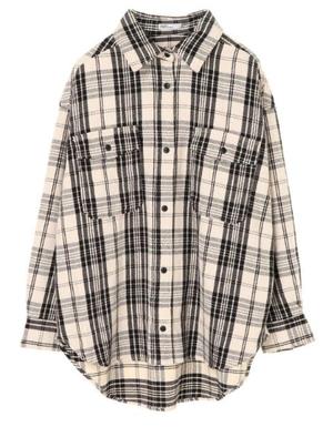 芸能人が10の秘密で着用した衣装シャツ