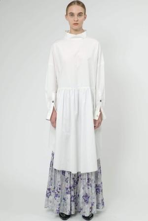 芸能人がUTAGE!で着用した衣装白のワンピース