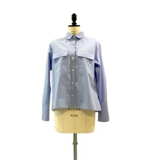 芸能人がhellolulu SHOULDER BAG BOOKで着用した衣装シャツ / ブラウス