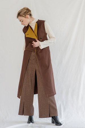 芸能人がランチ合コン探偵 ~恋とグルメと謎解きと~で着用した衣装アウター