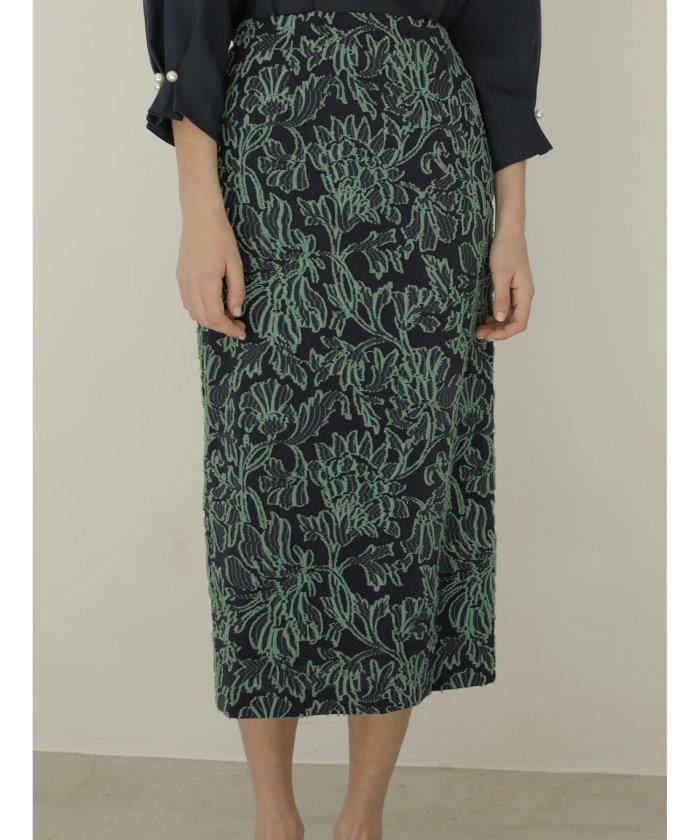 TONALのJQロングタイトスカート