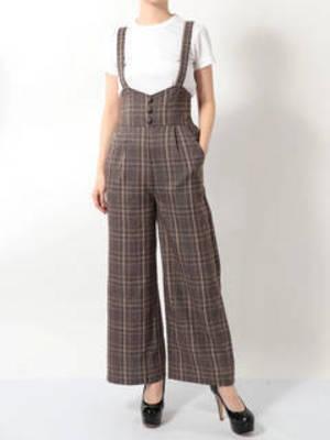 芸能人がランチ合コン探偵 ~恋とグルメと謎解きと~で着用した衣装パンツ
